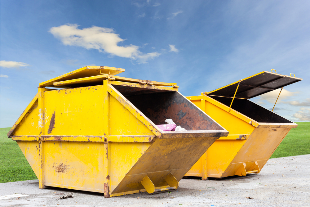 4 Good Reasons To Hire a Skip Bin