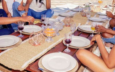 How To Hold A Party Without Disposable Plates